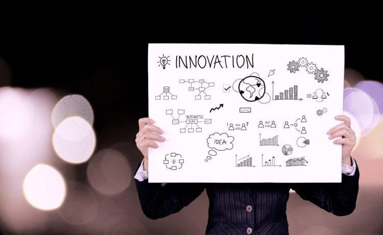 Bilde av innovasjon og forretningsstrategier
